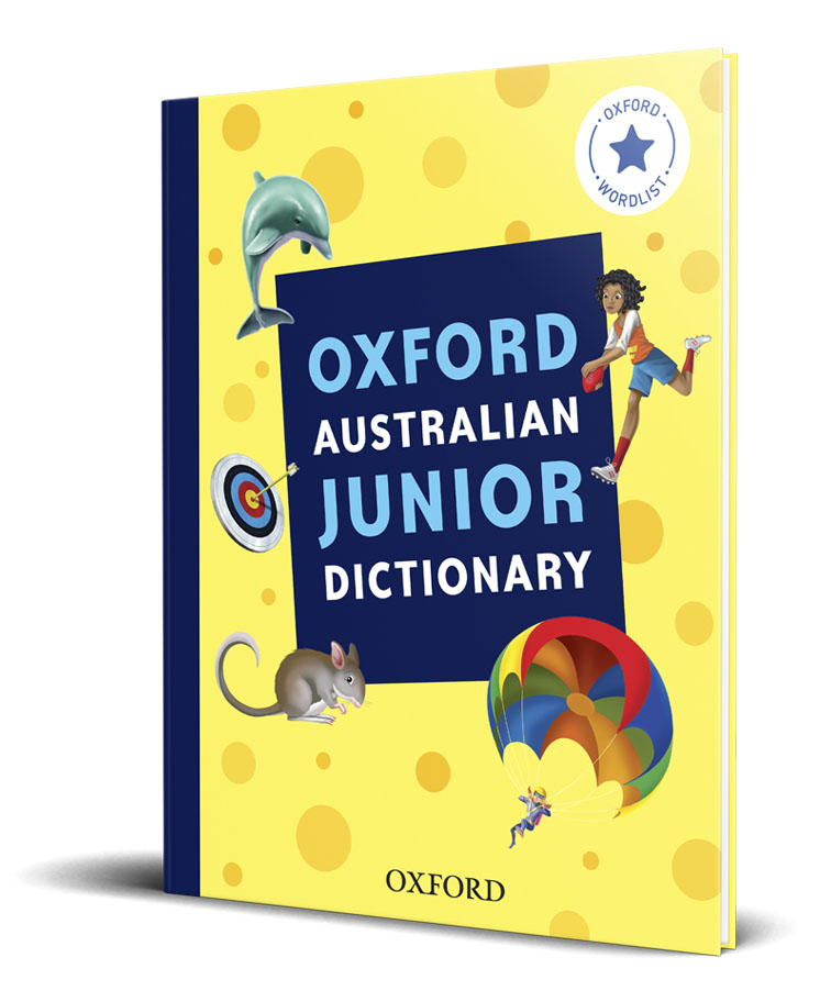 Oxford Australian Junior Dictionary