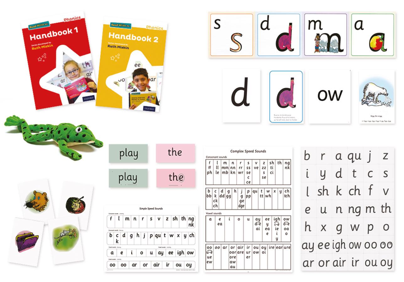 Read Write Inc Teacher Easy Buy Pack