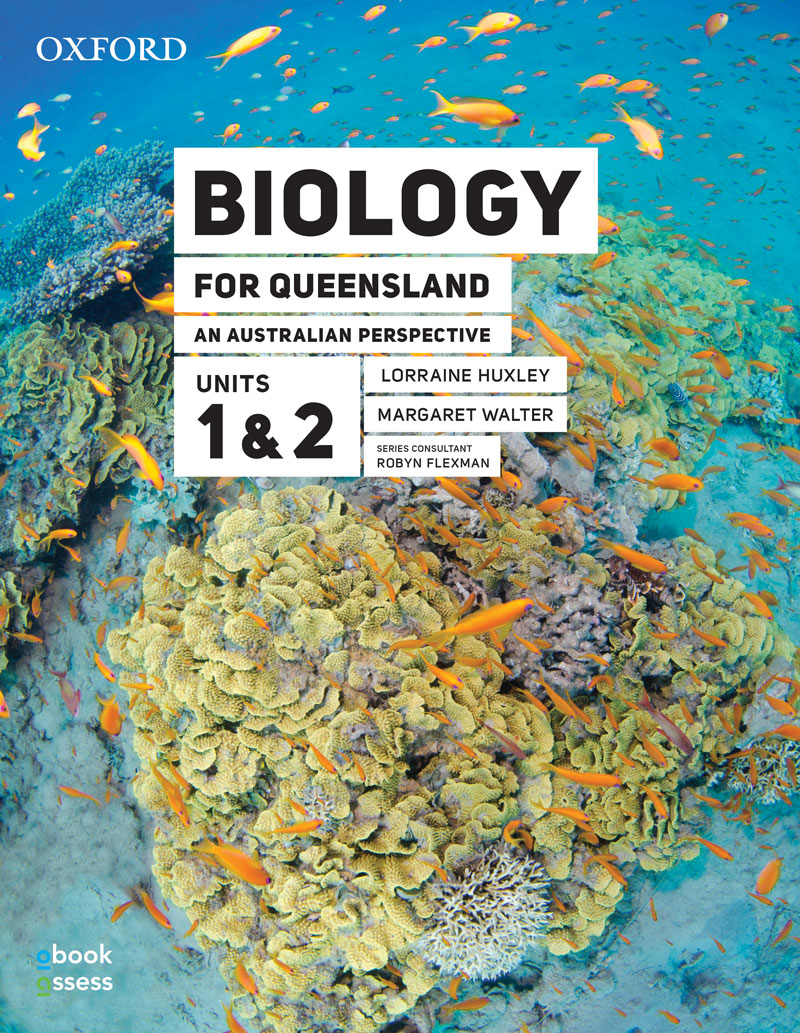Biology for Queensland: An Australian Perspective 3E | Units 1 & 2