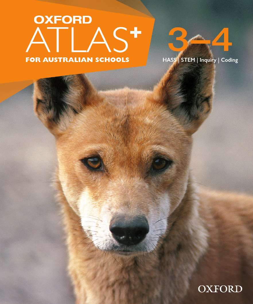 Atlas+ for Australian Schools 3–4