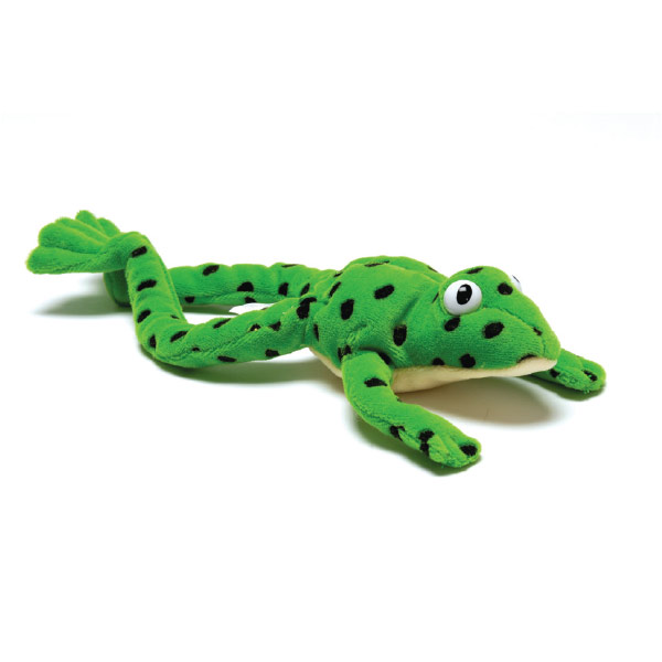 Fred the Frog Toy