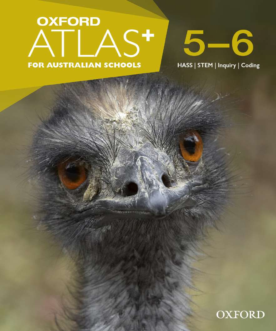 Atlas+ for Australian Schools 5–6
