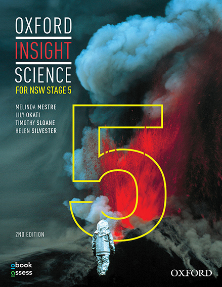 Oxford Insight Science for NSW Stage 5 2E
