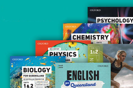 Chemistry for Queensland Units 1-4 - Oxford University Press