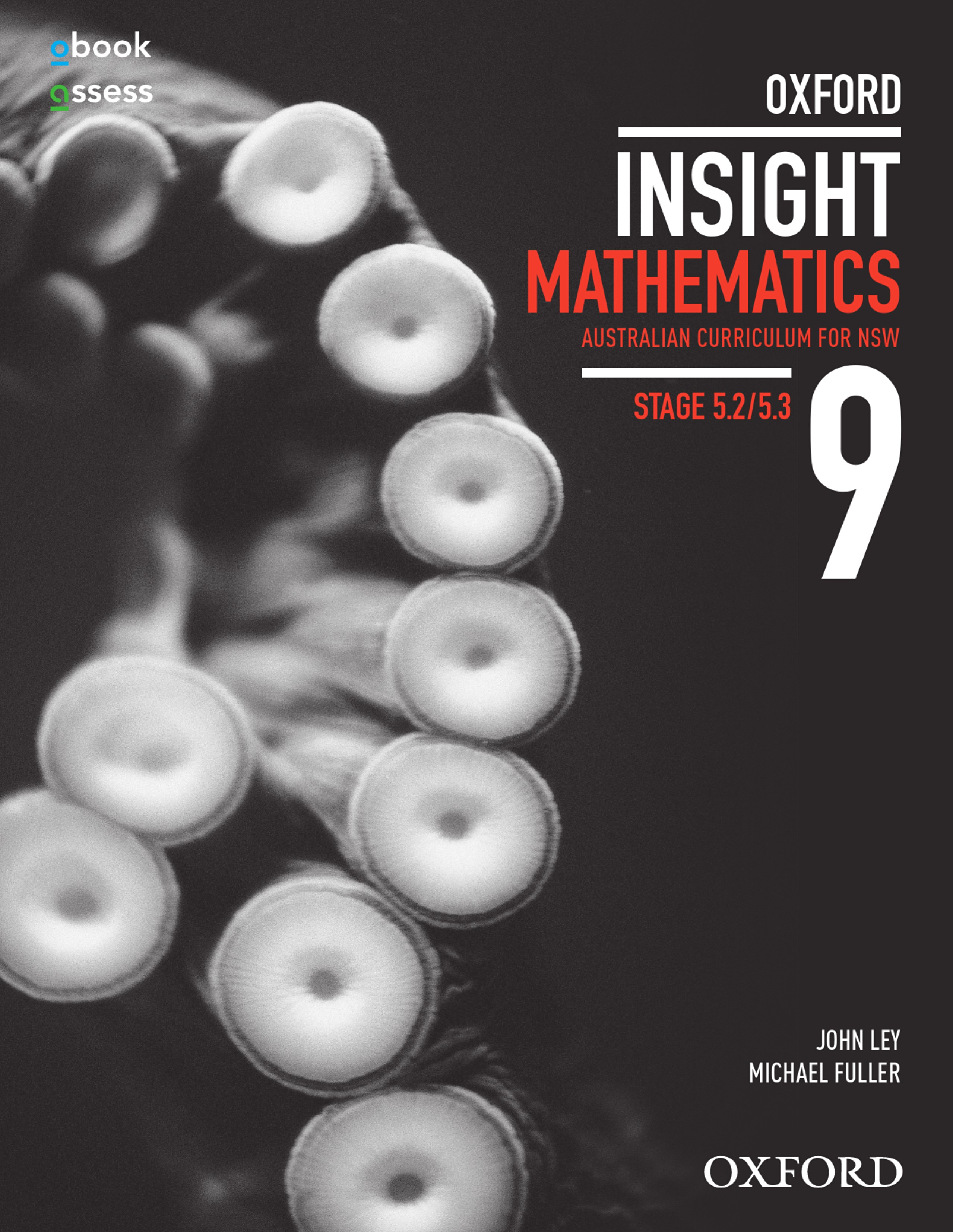 Oxford Insight Mathematics 9 Australian Curriculum for NSW Stages 5.2/5.3