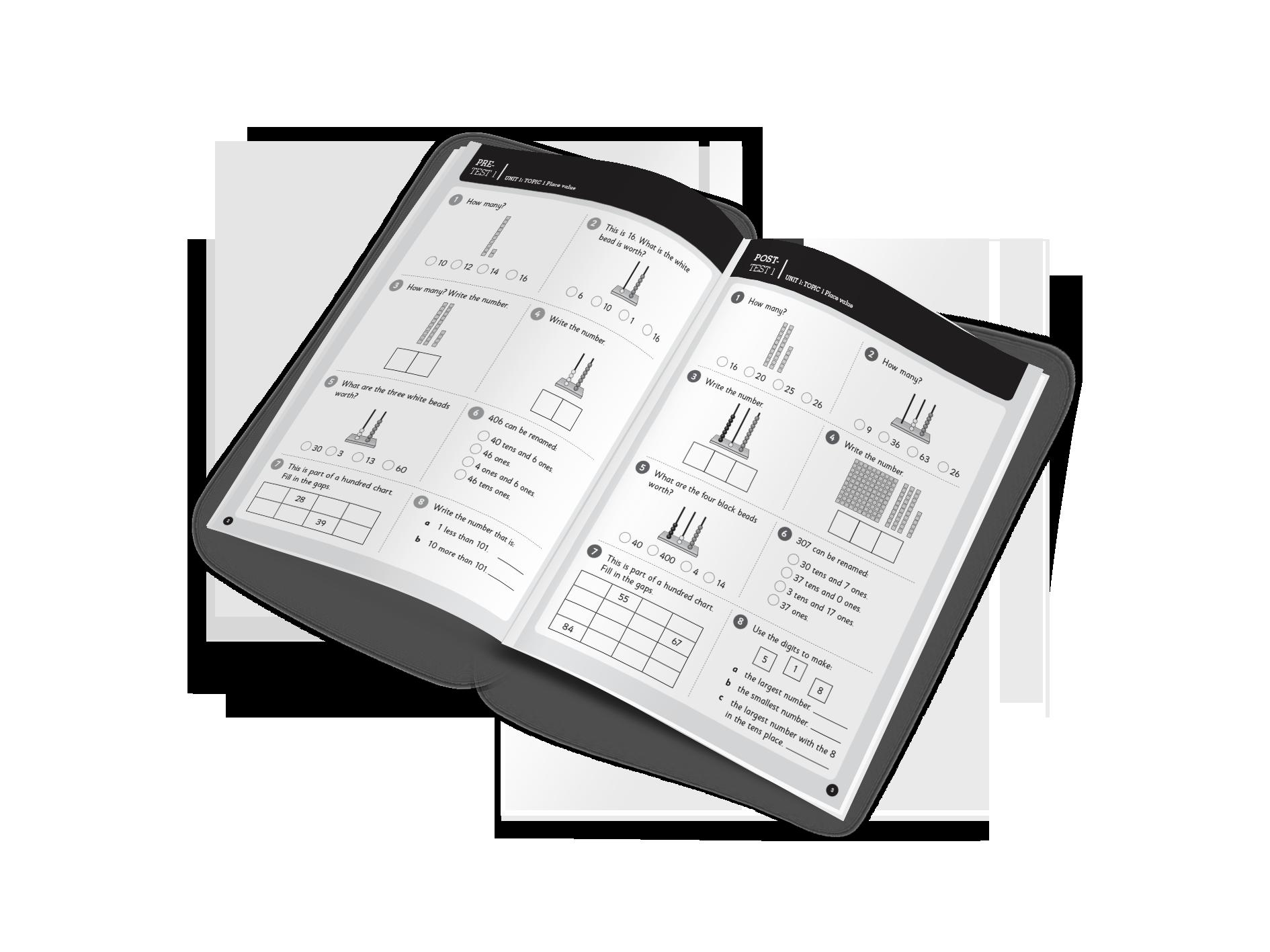 oxford maths assessment book