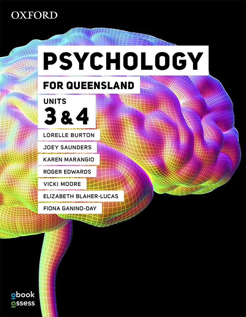 Psychology for Queensland | Units 3 & 4