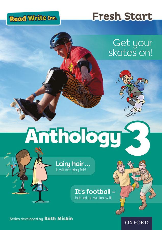 Anthologies Volume 3 (Pack of 5)