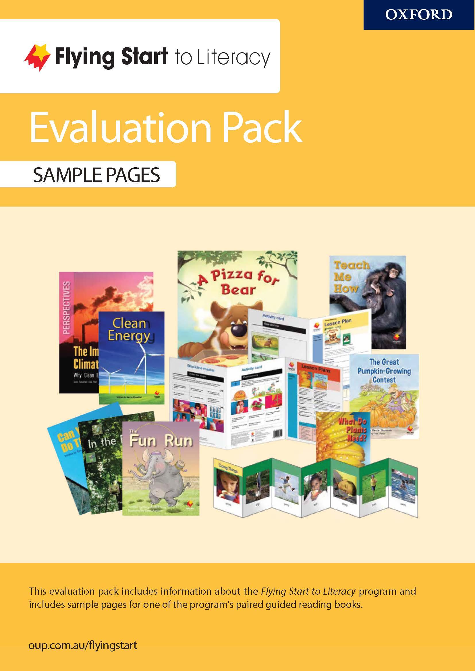 FSTL Evaluation Pack