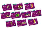 Set 2 Purple Storybooks – Mixed Pack of 10