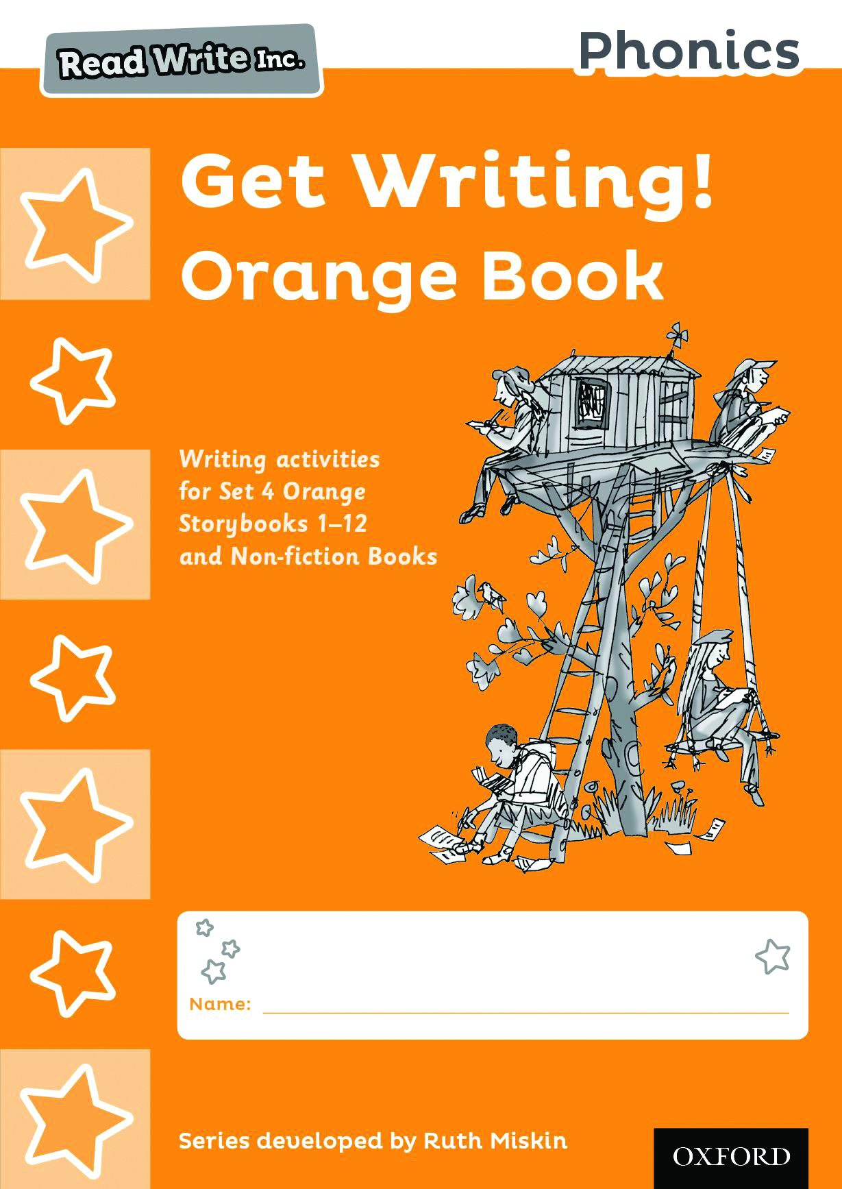 Get Writing! Orange Book Pack of 10