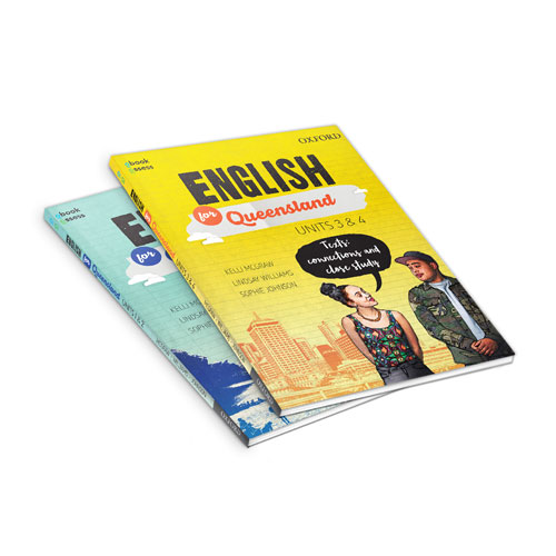 English for Queensland Units 1-4