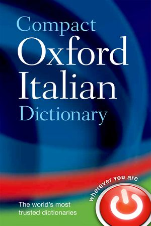 Oxford Compact Italian Dictionary