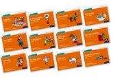 Set 4 Orange Storybooks – Mixed Pack of 12