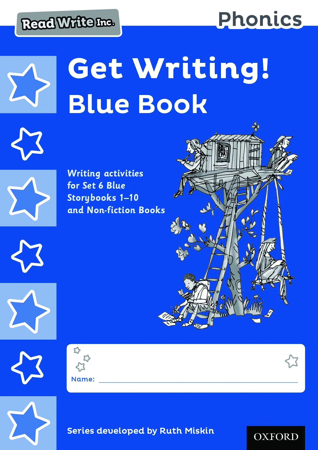 Get Writing! Blue Book Pack of 10