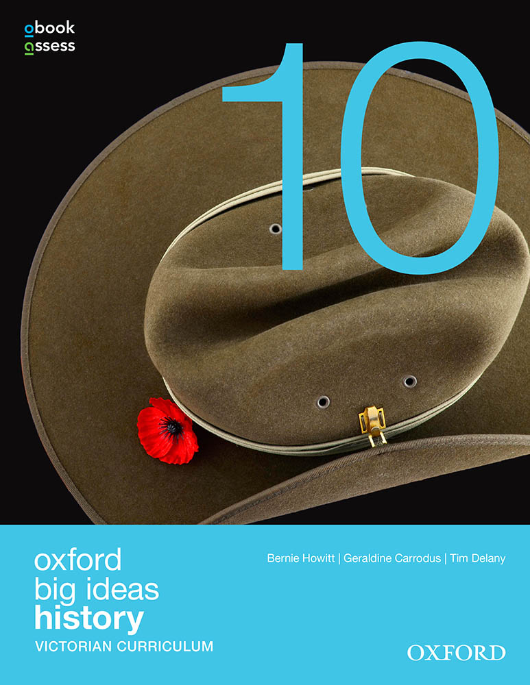 Oxford Big Ideas History 10 | Victorian Curriculum