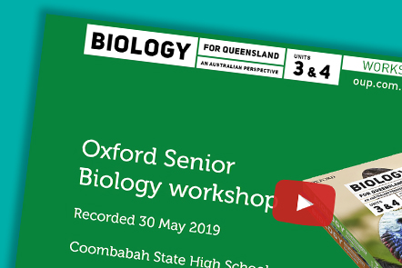 Biology for Queensland: An Australian Perspective Units 1-4