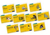 Set 5 Yellow Storybooks – Mixed Pack of 10