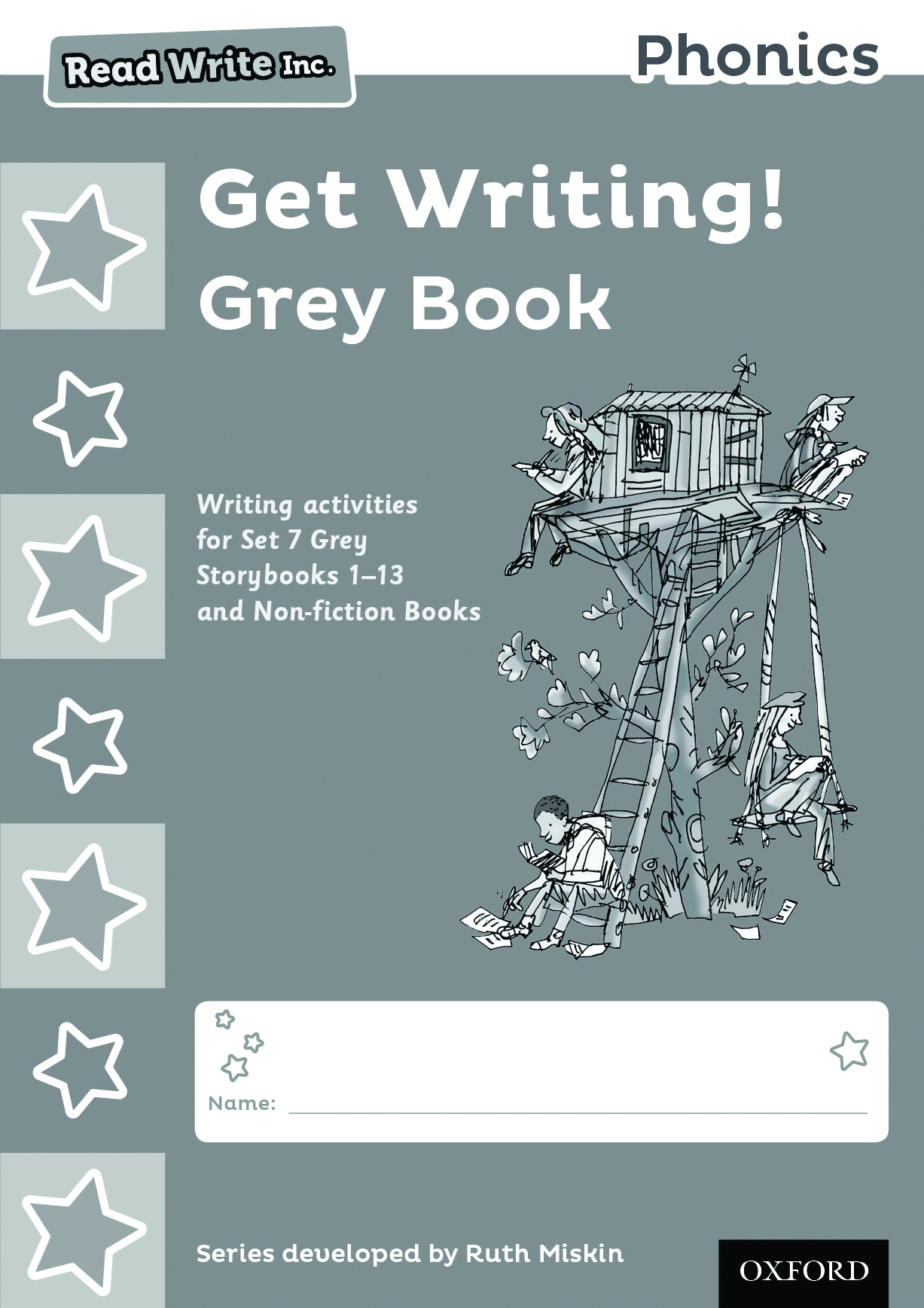 Get Writing! Grey Book Pack of 10