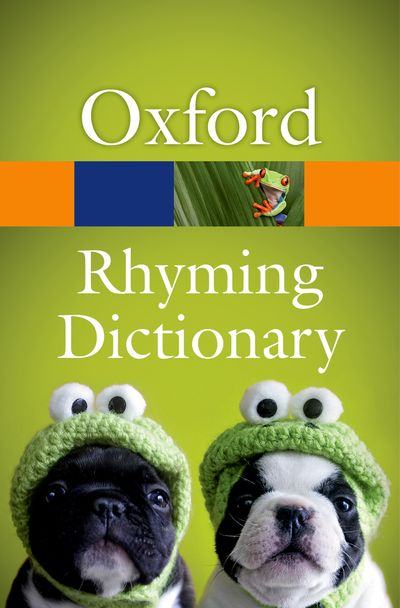 Oxford Rhyming Dictionary 2E