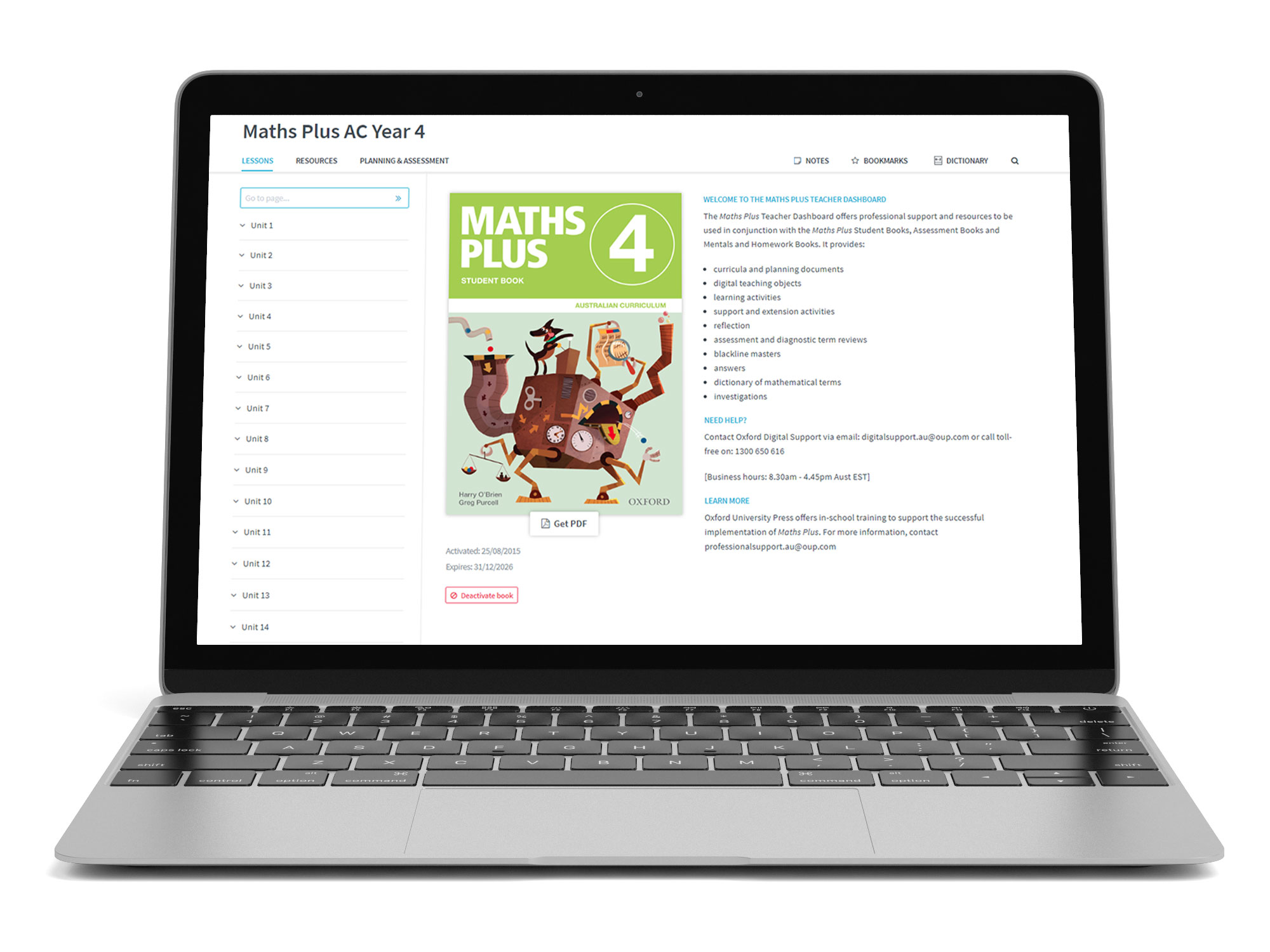 Maths Plus Practise Master Assess Electronic Door Release Support Material For Students