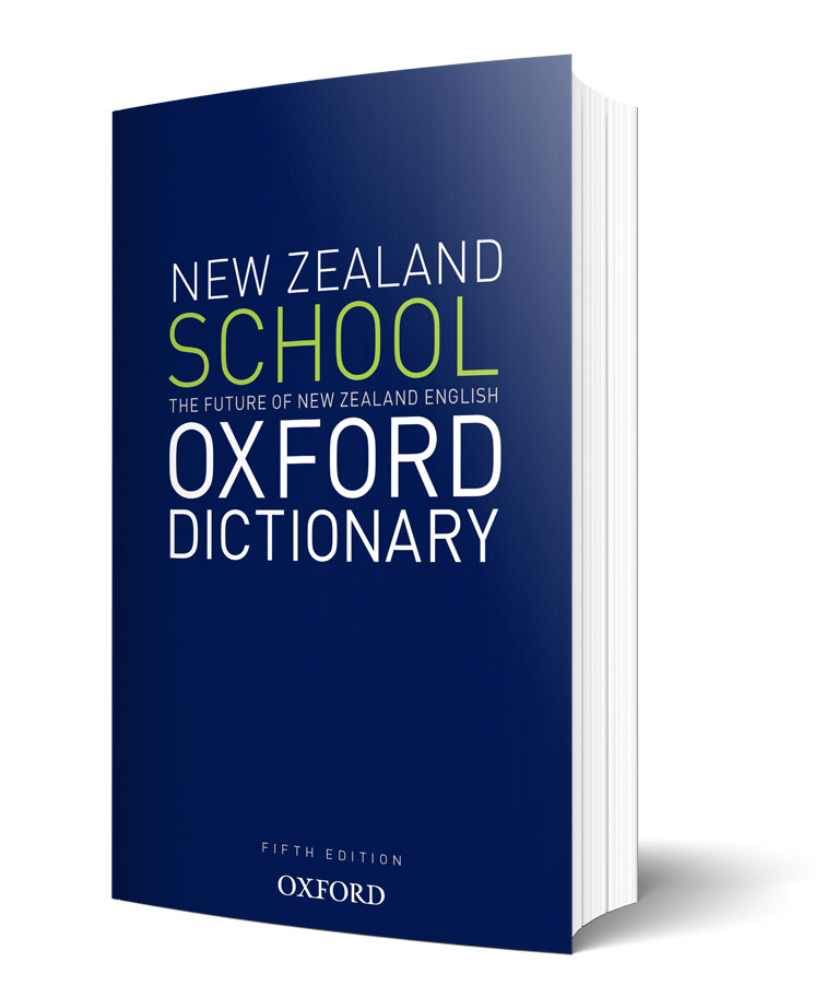 New Zealand School Oxford Dictionary 5E
