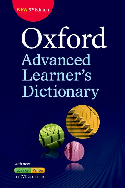 Oxford Advanced Learners Dictionary 9E