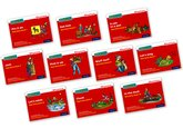 Red Ditty Books Mixed Pack of 10