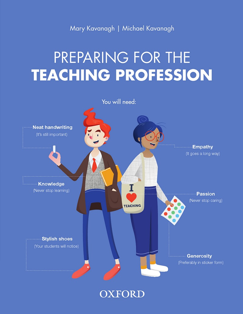 Preparing for the Teaching Profession cover image