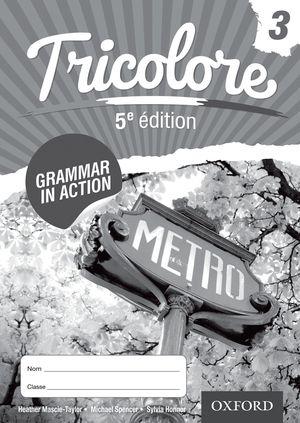 Tricolore Grammar Book 3