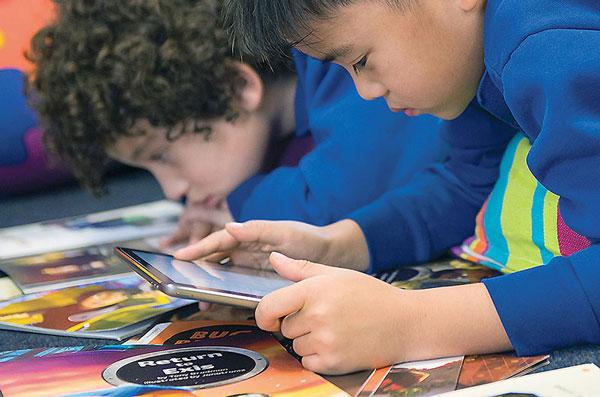 Primary Digital Resources