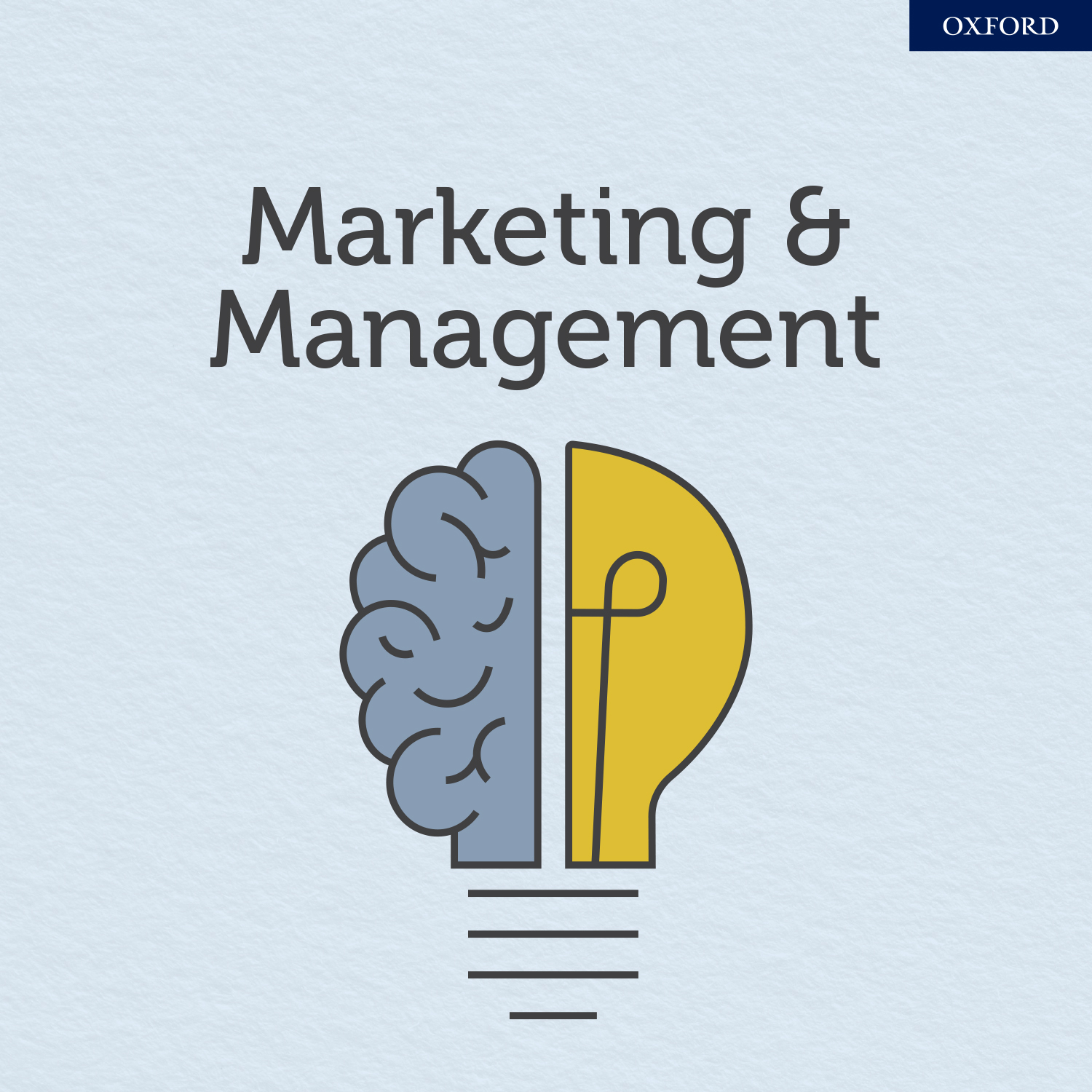 Marketing and Management Catalogue