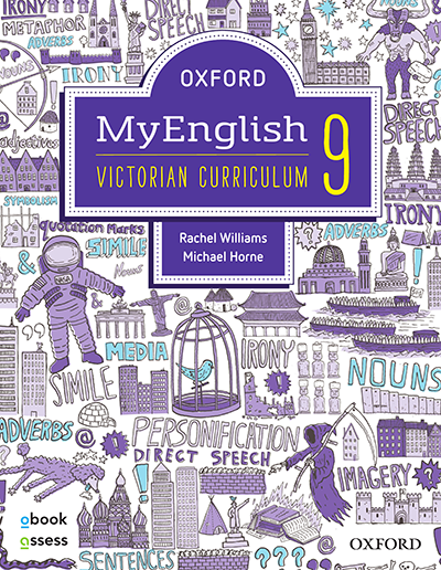 MyEnglish Victoria Year 9
