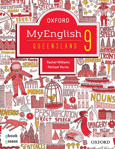 MyEnglish Queensland Year 9