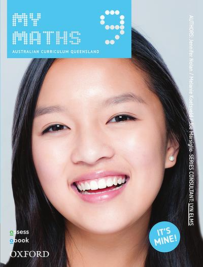 Oxford MyMaths Queensland Year 9