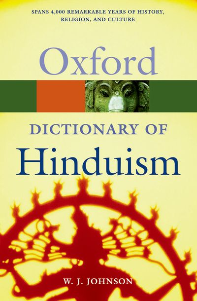 Oxford Dictionary of Hinduism
