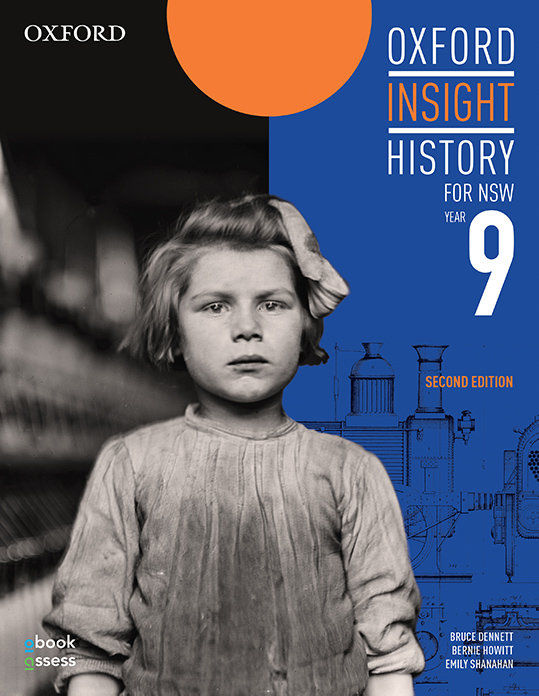 Oxford Insight History for NSW Year 9 2E