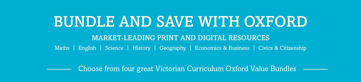 Victorian Curriculum - Oxford University Press