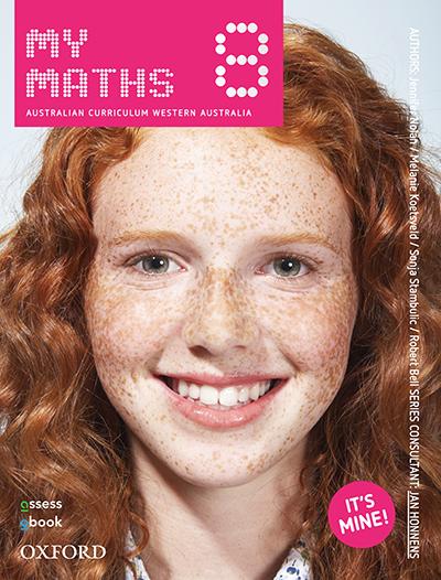 Oxford MyMaths Western Australia Year 8