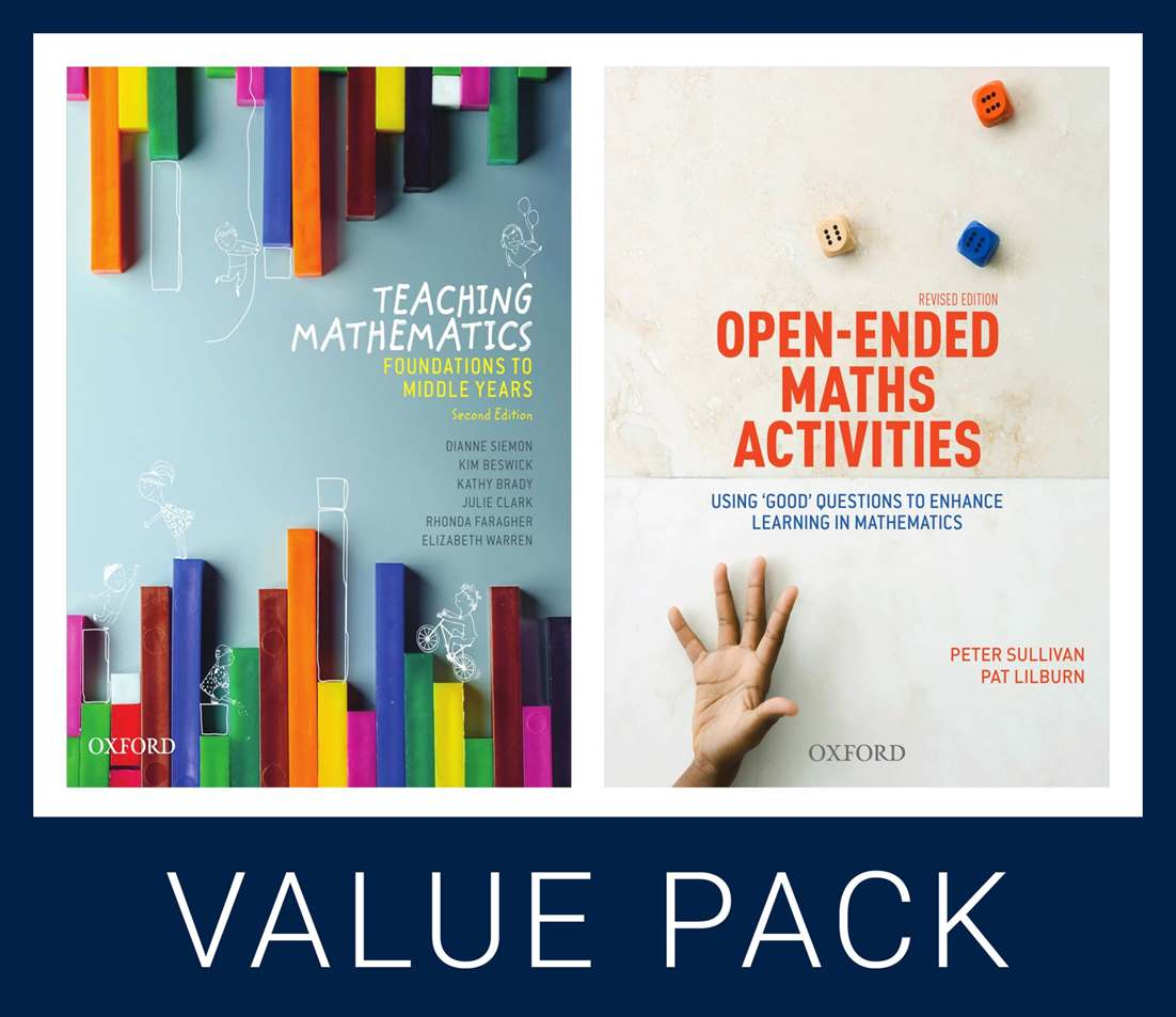Teaching Mathematics 2e and Open Ended Maths Activities Revised Ed ...