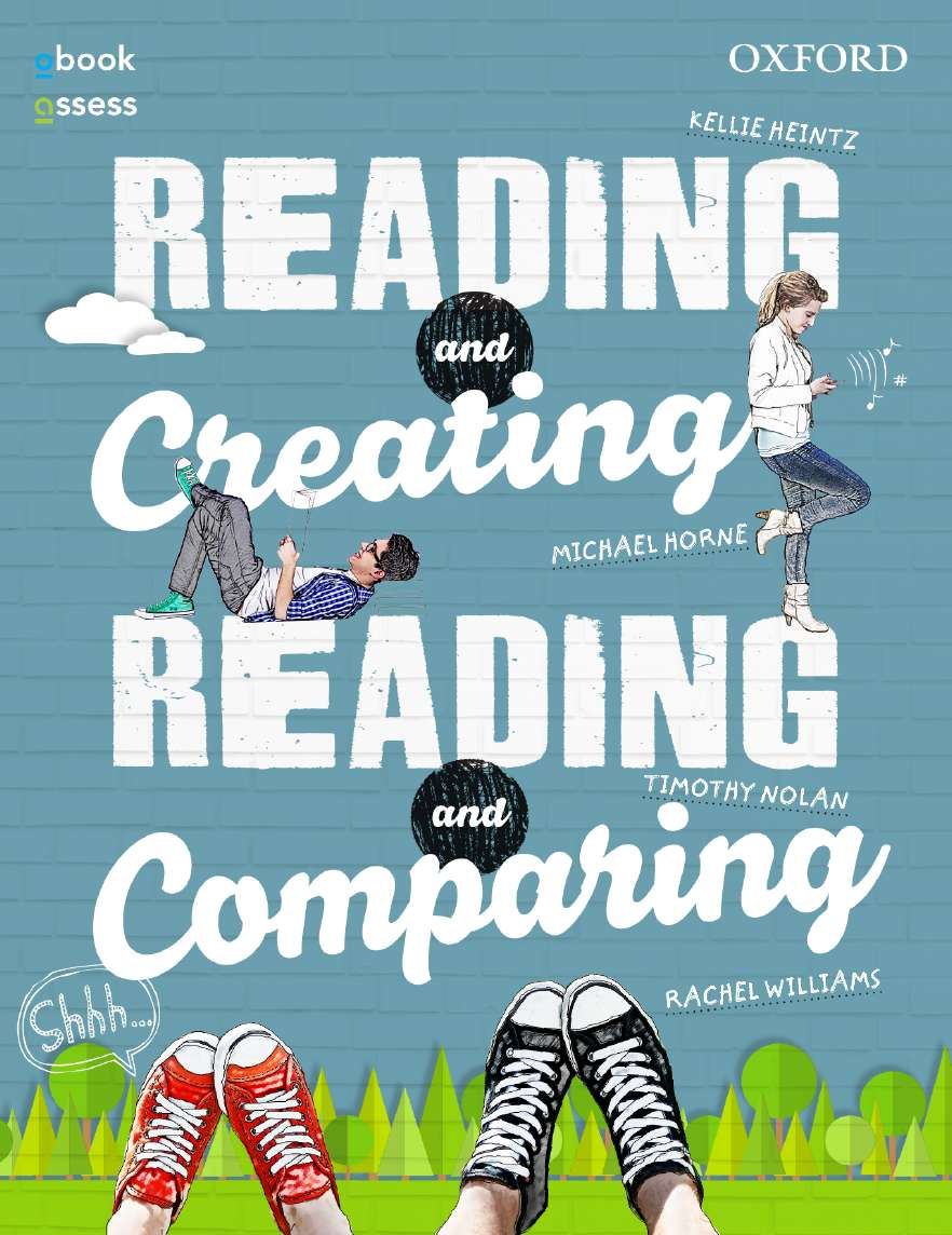 Reading and Creating / Reading and Comparing Student book + obook assess