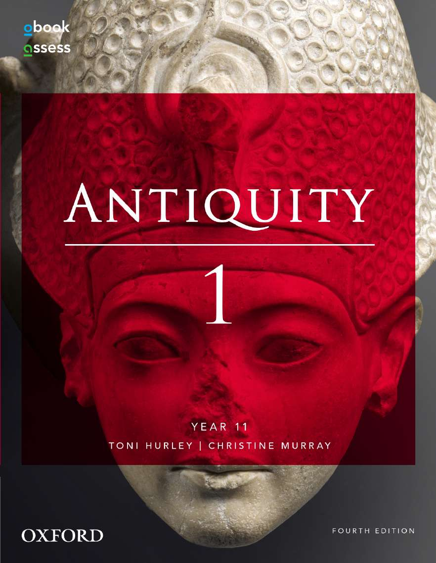 Antiquity 1 4E | Year 11