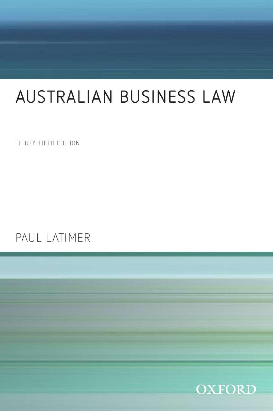 Australian business law ebook oxford university press australian business law ebook fandeluxe Gallery
