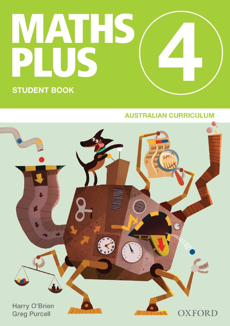Maths Plus Australian Curriculum Ed Student and Assessment Book 4 Value Pack