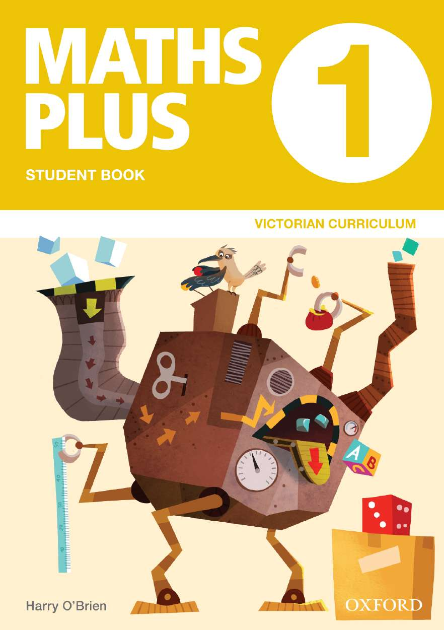 Maths Plus VIC Australian Curriculum Ed Student and Assessment Book 1 Value Pack