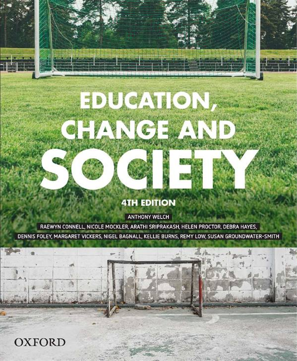 Education, Change and Society eBook