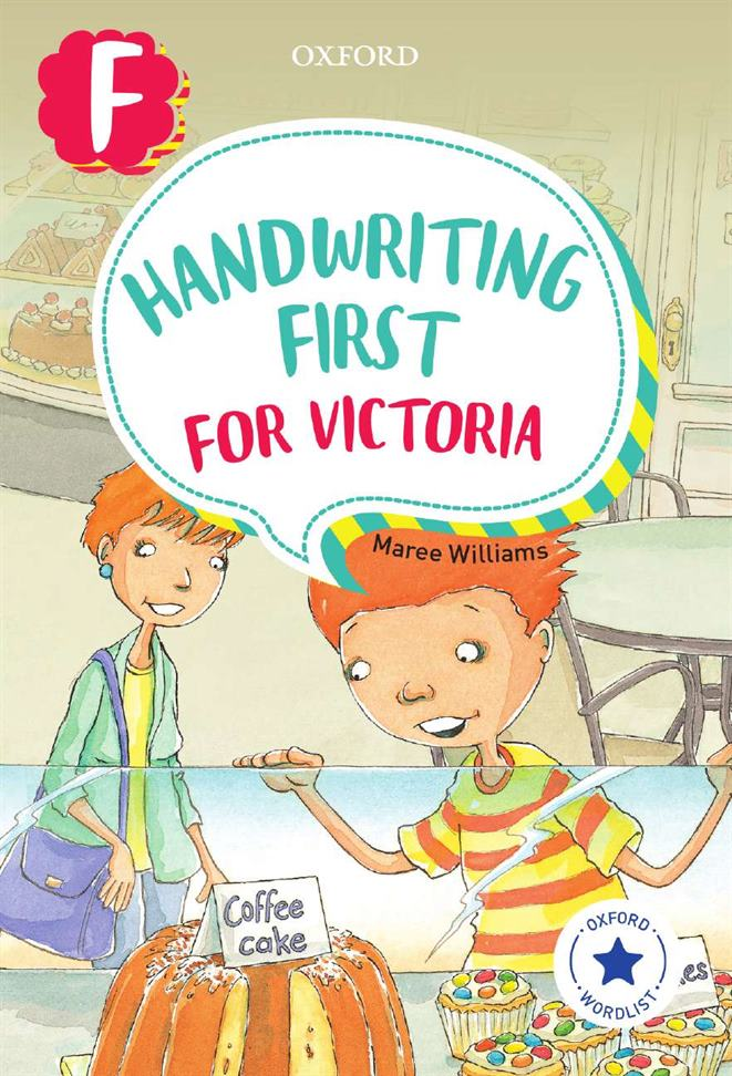 Handwriting First for Victoria Foundation