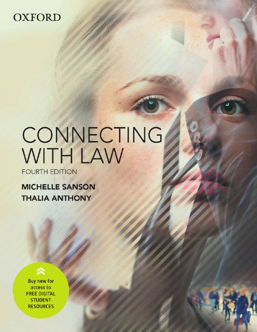 Connecting with Law eBook