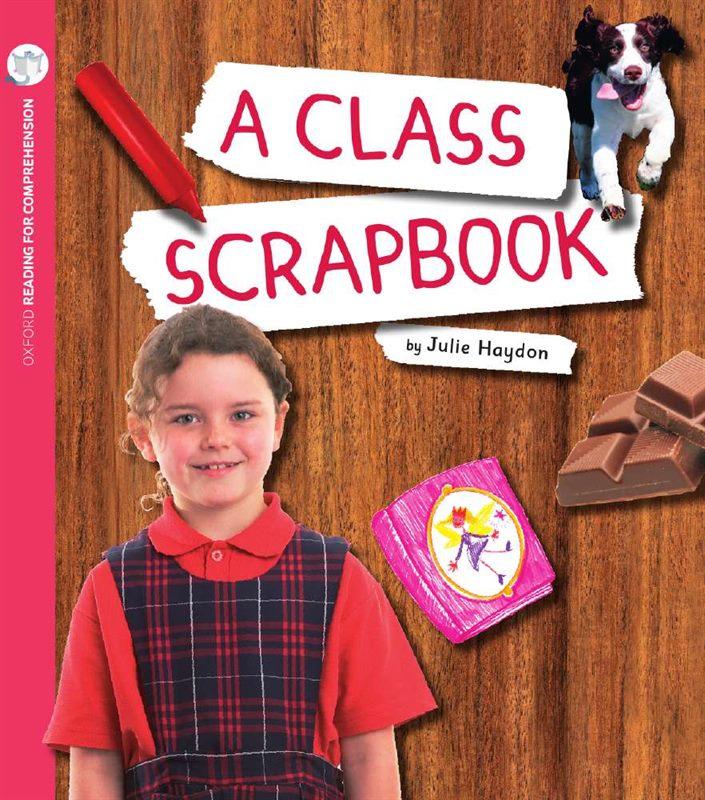 A Class Scrapbook: Oxford Level 7: Pack of 6