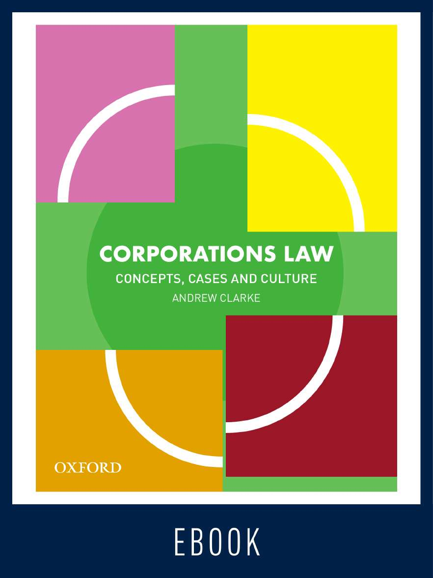 Corporations Law eBook